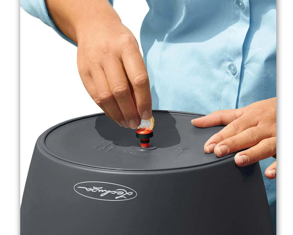 Drainage - Classico Color 43 - Self-Watering Pot - Lechuza