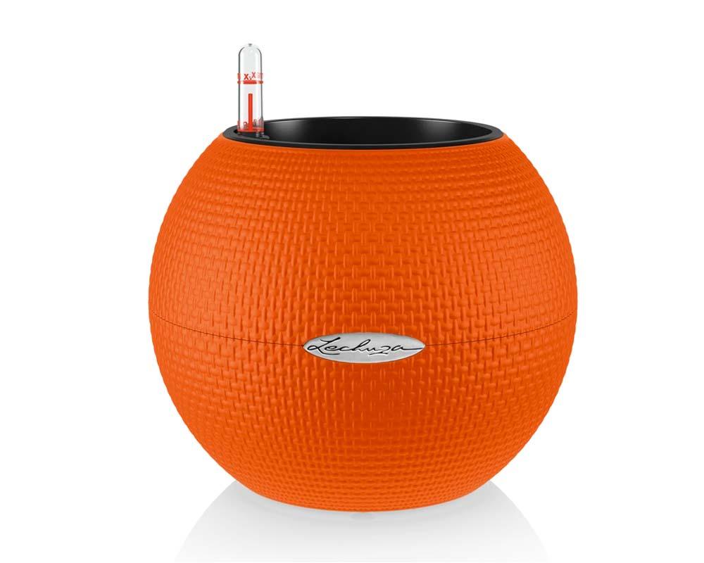 Orange - Puro Color 20 - Self-Watering Pot - Lechuza