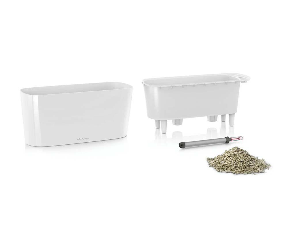 Components - Delta 20 Self-Watering Pot - Lechuza
