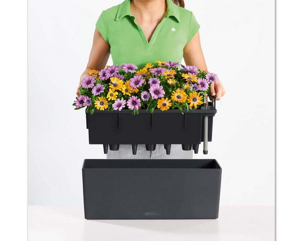 Assembly - Balconera Color 50 - Self-Watering Planters - Lechuza
