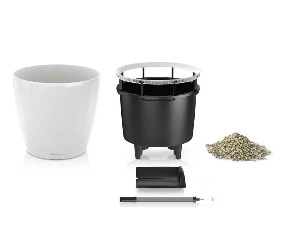Classico LS 21 Premium Self-Watering Pot - Components - Lechuza