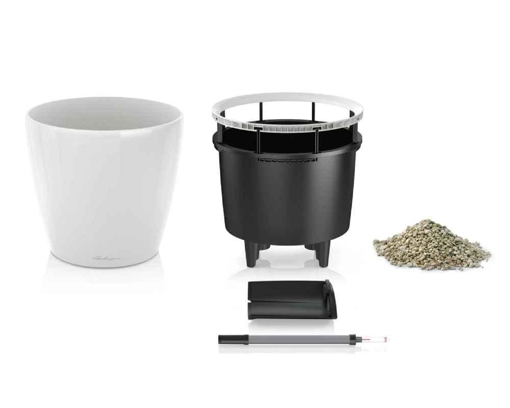 Classico LS 28 Premium Self-Watering Pot - Components - Lechuza