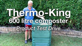 Thermo-King 600 litre Composter
