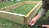 Making a Raised Herb and Vegetable Garden