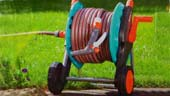 Hose Reel Trolley - Gardena