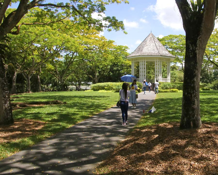 Singapore Botanic Gardens Bandstand