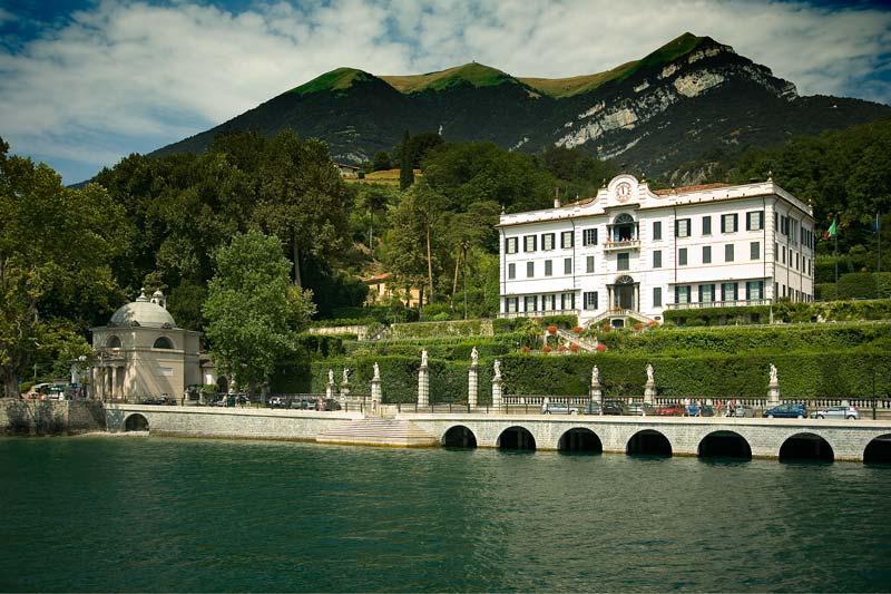 Dal Lago - image supplied by Villa Carlotta