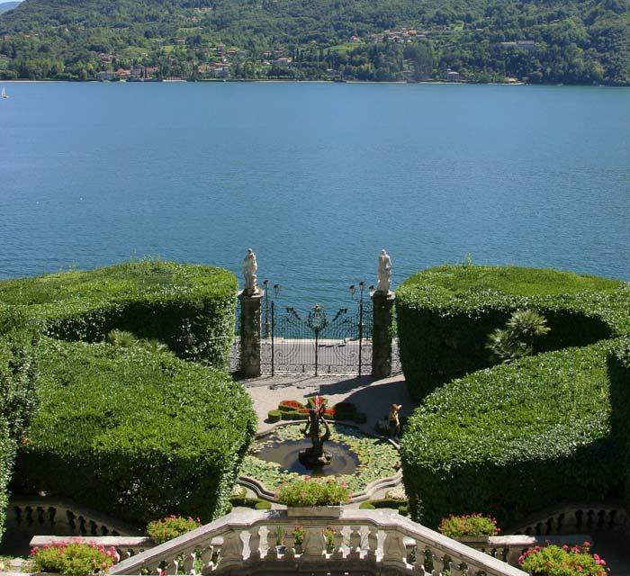 Giardino All'italiana - image supplied by Villa Carlotta