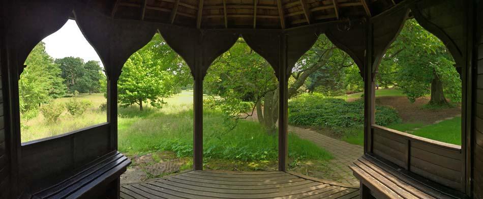 GardensOnline: Borde Hill Garden | Gardens Of The World