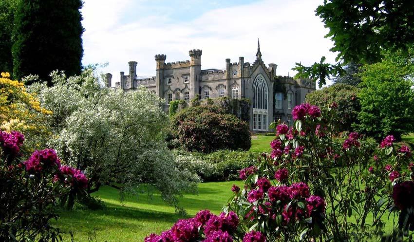 GardensOnline: Borde Hill Garden   Gardens Of The World Quaint English Cottages