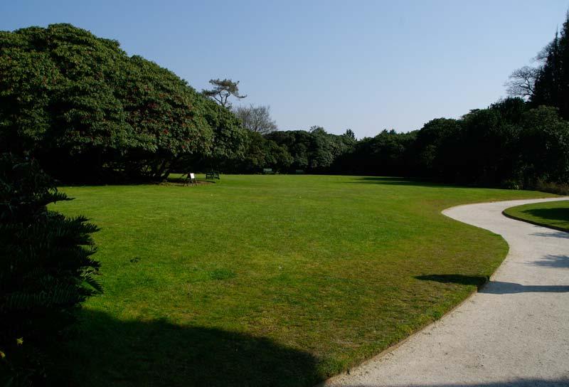 Flora's Green, Lost Gardens of Heligan