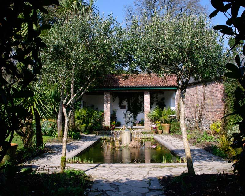 The Italian Garden, Lost Gardens of Heligan