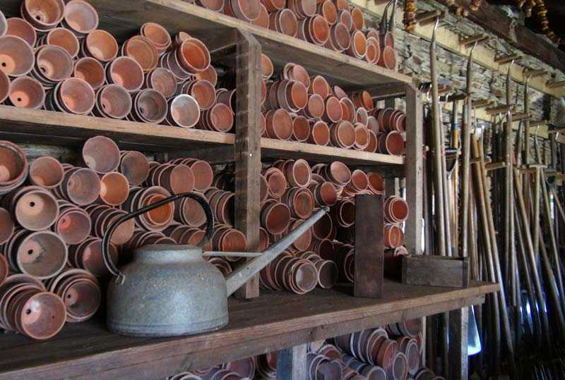 The Tool Shed, Lost Gardens of Heligan