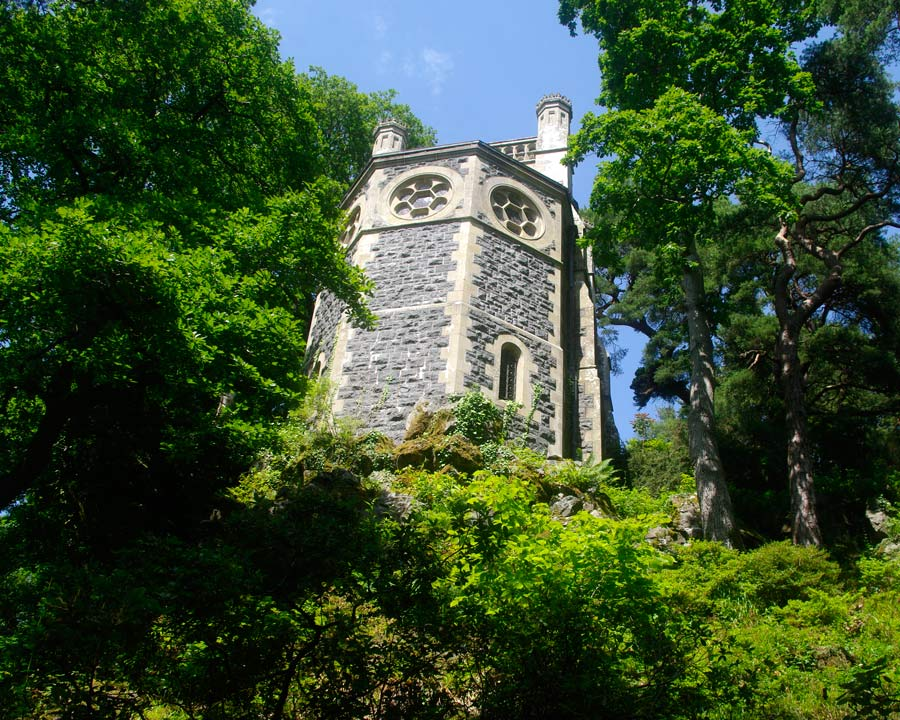 Bodnant Gardens, Conwy, North Wales - The Poem