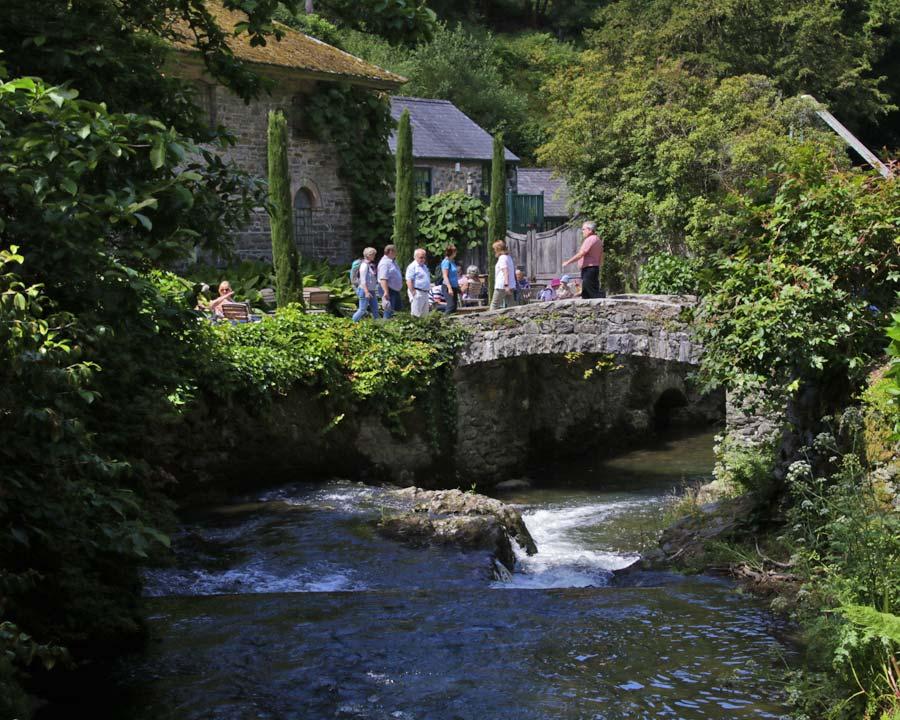 Old Mill Bridge, Bodnant