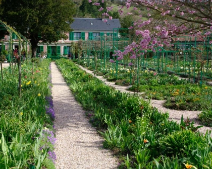 Monets house and garden, Giverny is a delight